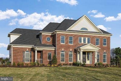 Centreville Single Family Home Under Contract: 42805 Souther Drive