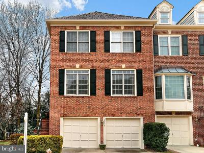 Falls Church Townhouse For Sale: 3909 Barcroft Mews Court
