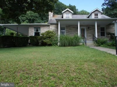 Palmyra Single Family Home For Sale: 880 Stauffers Church Road