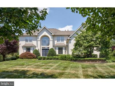 Mount Laurel Single Family Home For Sale: 3 Pheasant Drive