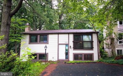 Reston Single Family Home For Sale: 2323 Old Trail Drive