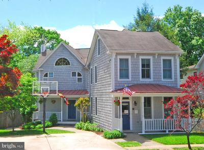 Annapolis Single Family Home For Sale: 512 6th Street