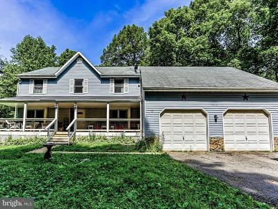 Thurmont Single Family Home For Sale: 13618 Tower Road