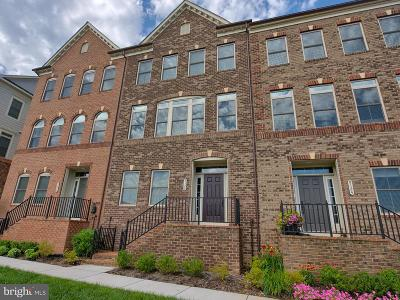 Frederick Townhouse For Sale: 9126 Kenway Lane