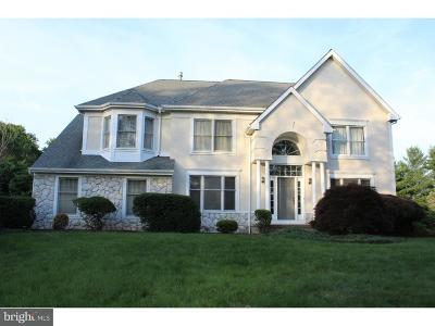 West Windsor Single Family Home For Sale: 9 Perrine Path