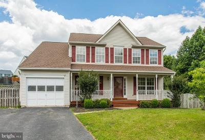 Dale City Single Family Home For Sale: 13850 Redford Lane