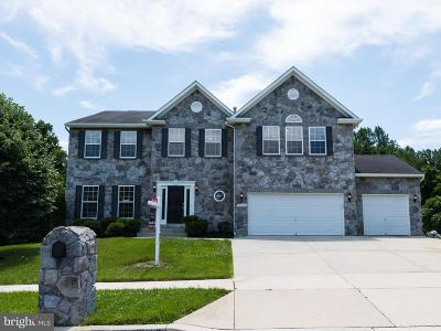 Upper Marlboro Single Family Home For Sale: 10509 Keepsake Lane