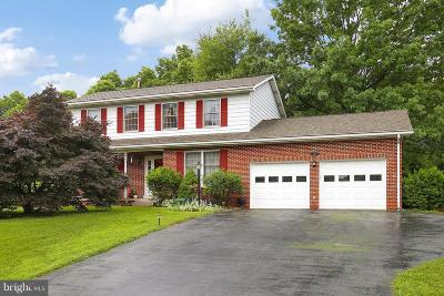 Frederick County Single Family Home For Sale: 8112 Claiborne Court