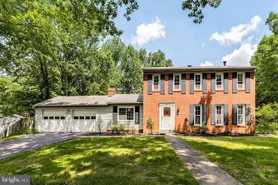 Potomac Single Family Home For Sale: 1 Brookcrest Court