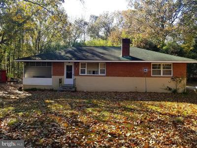 Shady Side Single Family Home For Sale: 6418 Shady Side Road