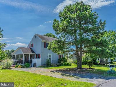 Selbyville Single Family Home For Sale: 38951 Bayview W