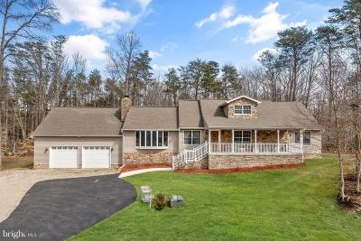 Odenton Single Family Home For Sale: 2966 Conway Road