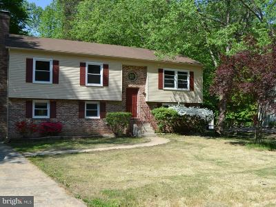 Stafford Single Family Home For Sale: 205 Vine Place