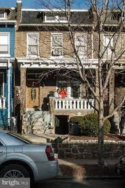 Capitol Hill Townhouse Under Contract: 246 10th Street SE