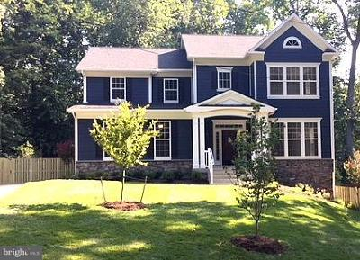 Vienna Single Family Home Under Contract: 2601 Oak Valley Drive