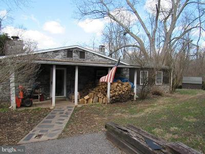 Manchester Single Family Home Under Contract: 1084 Bowers Bridge Road