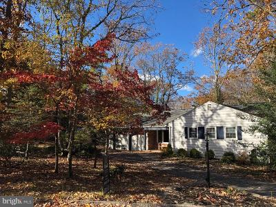 Medford Lakes Single Family Home For Sale: 141 Atsion Road