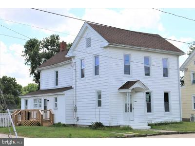 Greenwood Single Family Home Under Contract: 206 Market Street