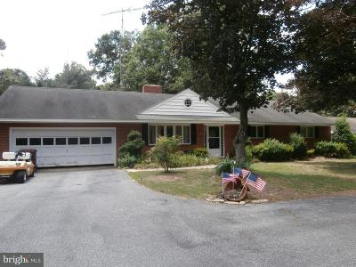 Federalsburg Single Family Home Active Under Contract: 7002 Reliance Road