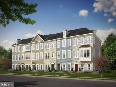 Montgomery County Townhouse For Sale: Summit View Ln Lane