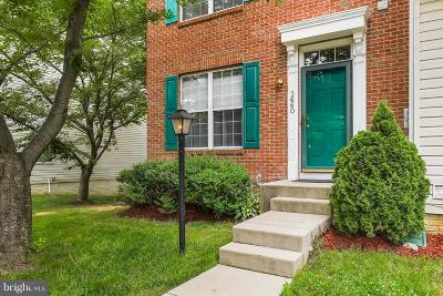 Waldorf Townhouse For Sale: 3660 Mansfield Place