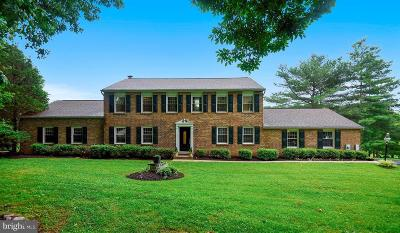 Gaithersburg Single Family Home For Sale: 22521 Griffith Drive