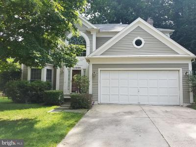 Montgomery County Single Family Home For Sale: 17909 Gainford Place