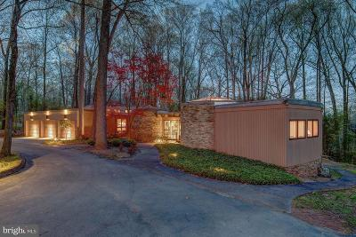 Owings Mills Single Family Home Under Contract: 2509 Velvet Valley Way