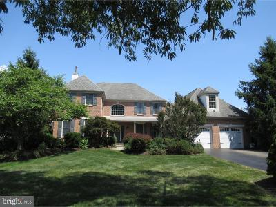 Princeton Junction Single Family Home For Sale: 111 S Longfellow Drive