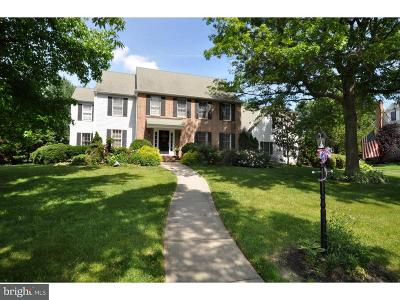 Moorestown Single Family Home For Sale: 563 Bartram Road