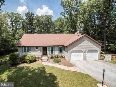 Single Family Home For Sale: 2106 Walsh Drive