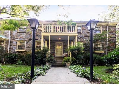 Mt Airy (East), Mt Airy (West) Single Family Home For Sale: 500 Arbutus Street