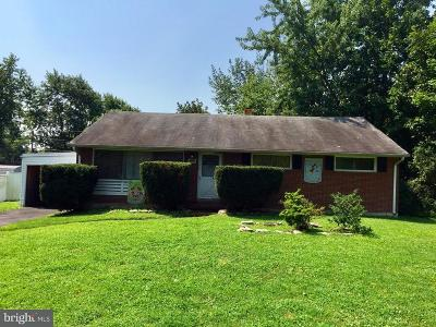 Horsham Single Family Home For Sale: 509 W County Line Road