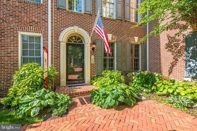 Townhouse For Sale: 1740 Potomac Greens Drive