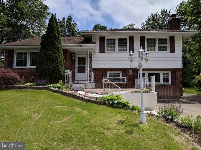 Cherry Hill Single Family Home For Sale: 509 King George Road