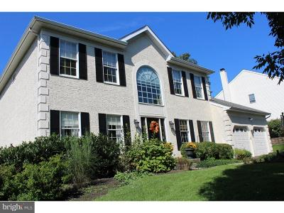 Downingtown Single Family Home For Sale: 849 Williamsburg Boulevard