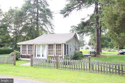 Saint Marys County Single Family Home Active Under Contract: 20279 Charles Hall Court