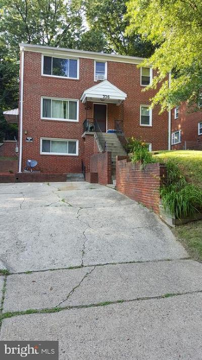 Takoma Park MD Multi Family Home For Sale: $575,000