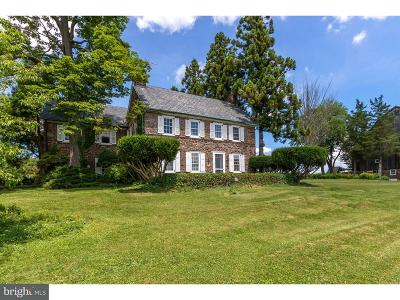 Bucks County Single Family Home For Sale: 3460 Bedminster Road