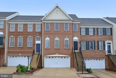 Ashburn Townhouse For Sale: 22520 Welborne Manor Square