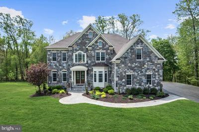 Ellicott City Single Family Home Under Contract: 11049 Hunters View Road