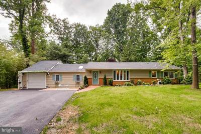 Baltimore Single Family Home For Sale: 1230 Providence Road