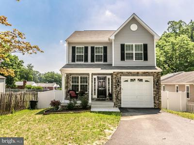 Parkville MD Single Family Home For Sale: $325,900