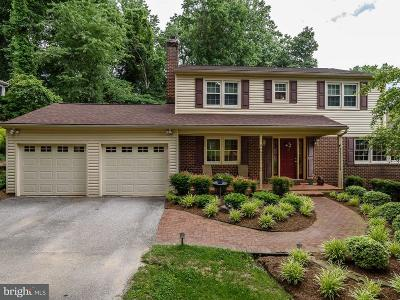 Howard County Single Family Home For Sale: 9728 Cypressmede Drive