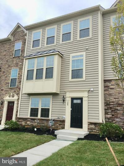 Embrey Mill Townhouse For Sale: 109 Sweetgum Court
