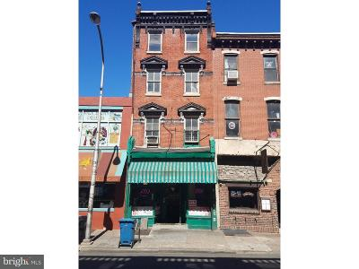 Old City Multi Family Home For Sale: 58 S 2nd Street