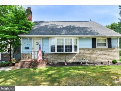 West Deptford Twp Single Family Home For Sale: 170 Devon Drive