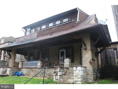 Coatesville PA Single Family Home For Sale: $89,900