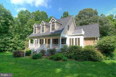 Huntingtown Single Family Home For Sale: 500 Plum Point Road
