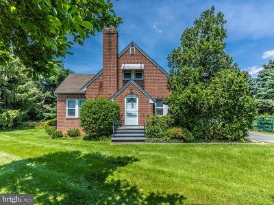 Frederick County Single Family Home Under Contract: 7901 Opossumtown Pike N